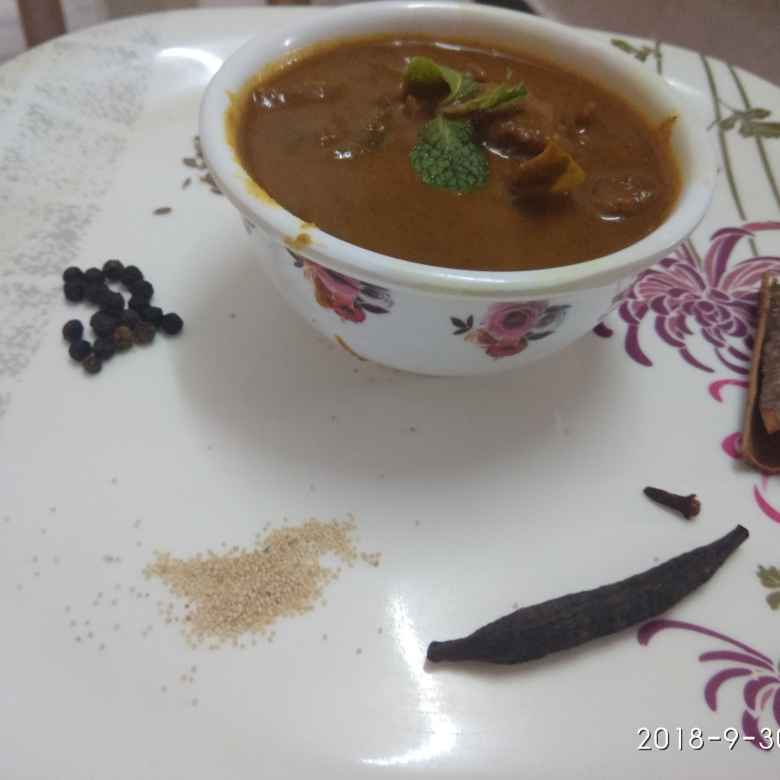 Photo of Coimbatore lamb curry by Vinothini Manoharan at BetterButter