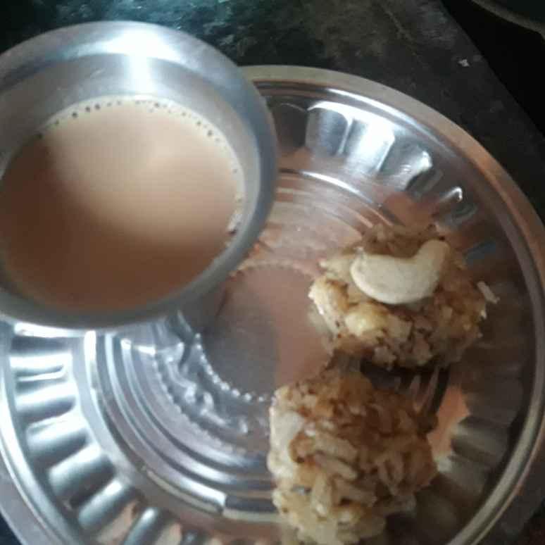 Photo of Coconut milk laddu by Nithiskannan Nithiskannan at BetterButter