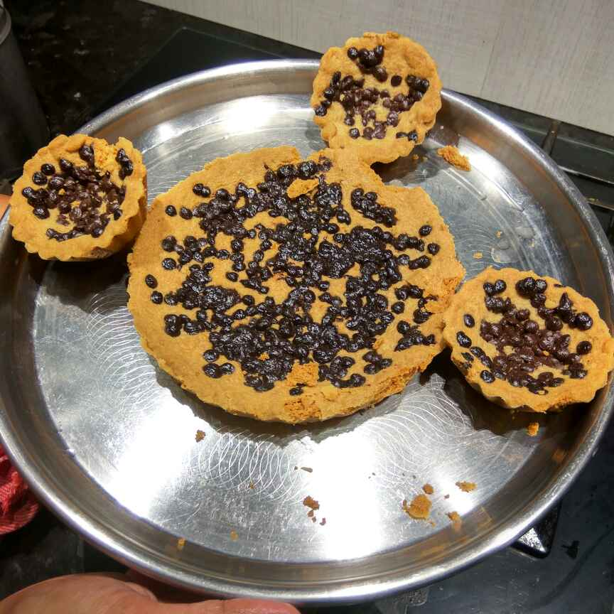 How to make Choco Chip Cookie