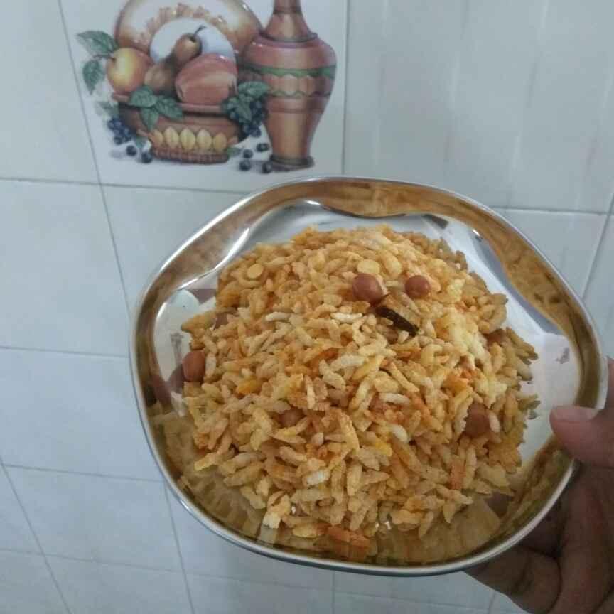 How to make Karada Avalakki / spicy poha