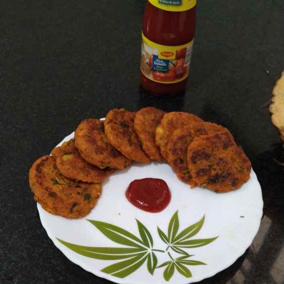 Photo of Elephant Foot Yam cutlet by Vinutha HK at BetterButter