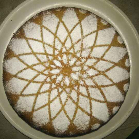 How to make Eggless Vanilla Cake in Cooker