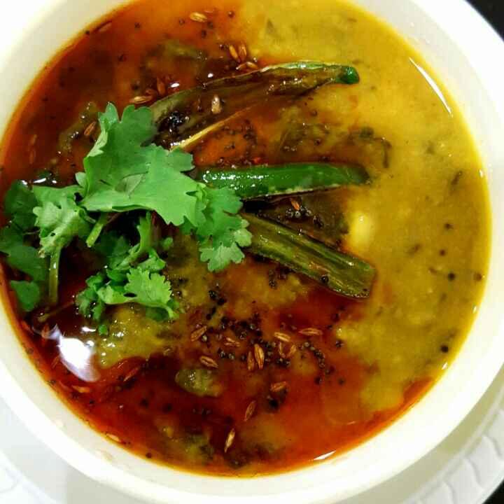How to make Methi Dal Tadka