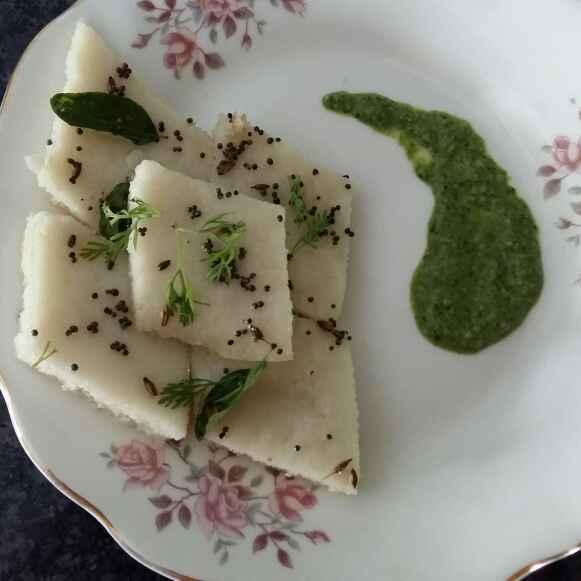 How to make White Dhokla