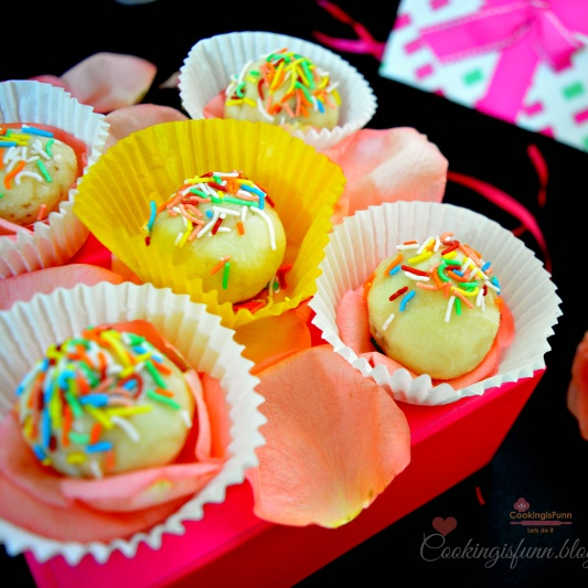 Photo of Chocolate Cake Balls by Waagmi Soni at BetterButter
