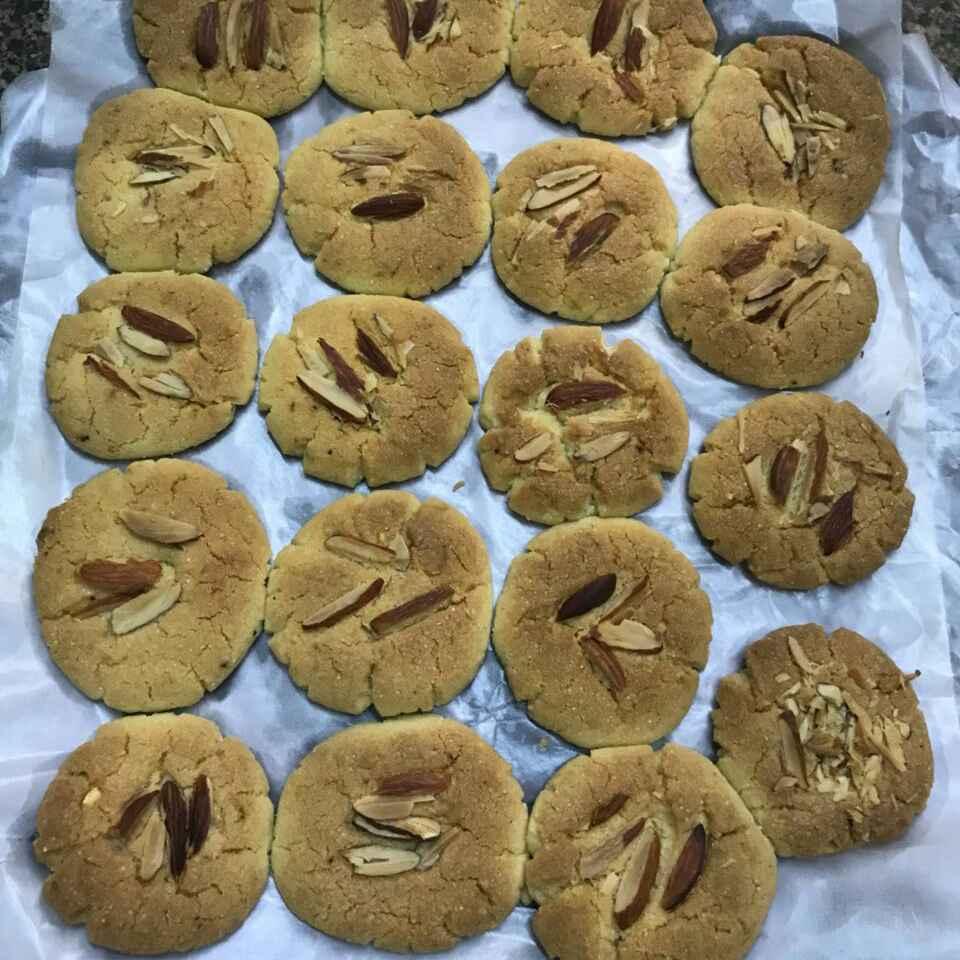 Photo of Hydrabadi nankatai biscuits by Waheetha Azarudeen at BetterButter