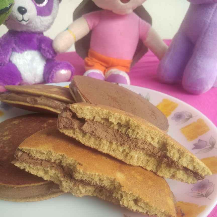 Photo of MILLET doraemon cake by Waheetha Azarudeen at BetterButter