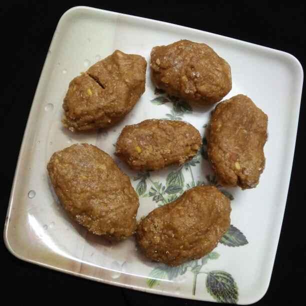 Photo of Palm jaggery dumpling by Wahida Abdul Hameed at BetterButter