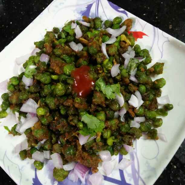 Photo of Masala green peas by Wahida Abdul Hameed at BetterButter