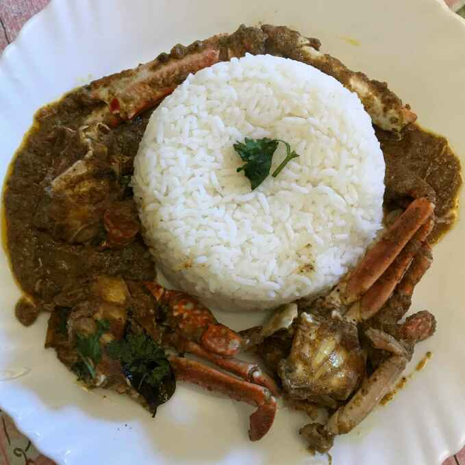 How to make Chettinad Grab masala
