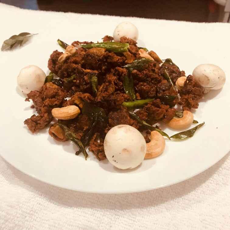 How to make Mushroom 65