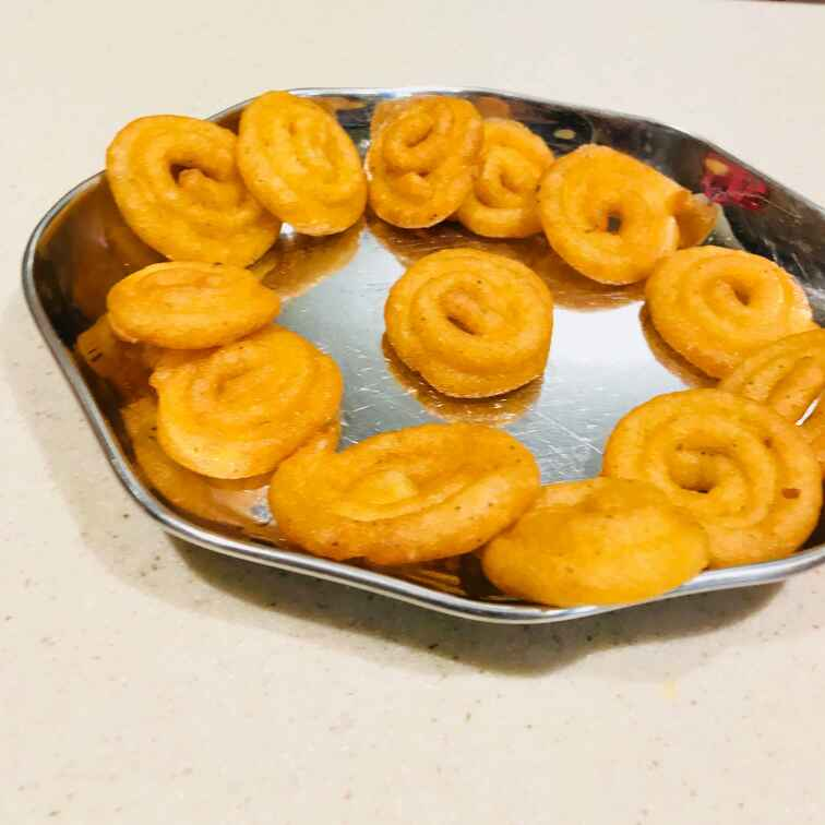 Photo of Potato Murukku/ Chakli by Wajithajasmine Raja mohamed sait at BetterButter