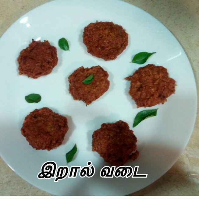 How to make Prawn vada