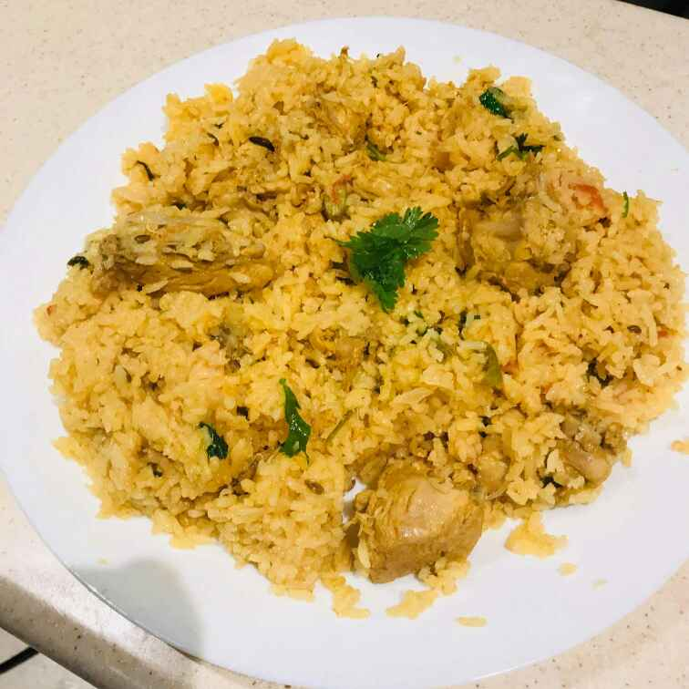 How to make Chicken dum Biryani