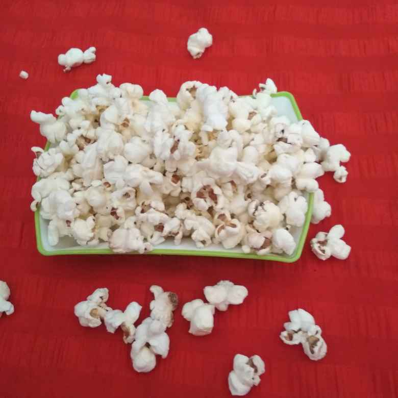Photo of Oil free Pop corn... by Yamuna H Javani at BetterButter