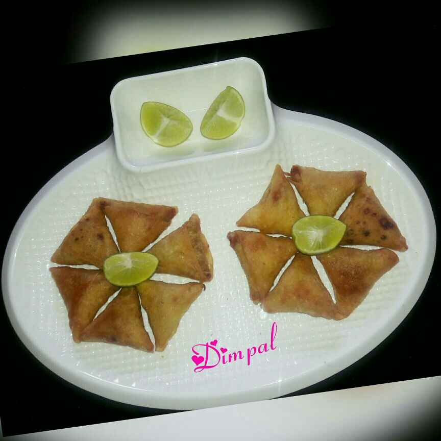 How to make Chanadal Samosa