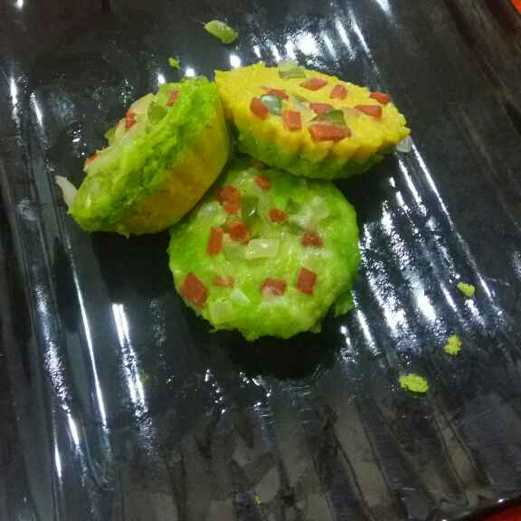 Photo of Dhokla Muffins..... by Dimpal Patel at BetterButter