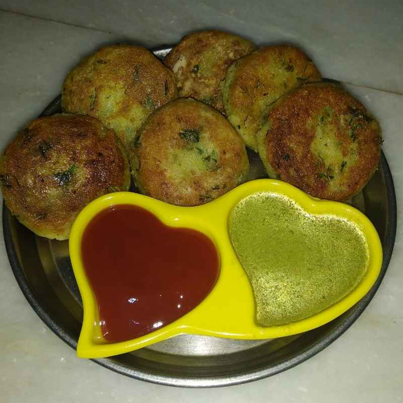 Photo of aalu tiki by Yashi Bhumi Kariya at BetterButter