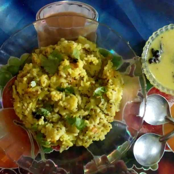 Photo of swami narayani ni khichdi kadhi by Yashi Bhumi Kariya at BetterButter