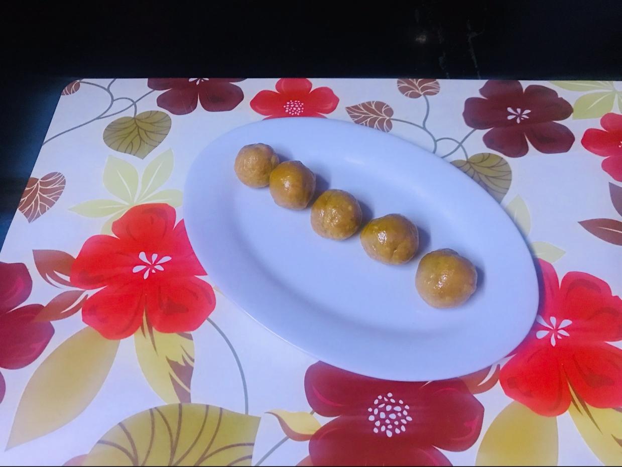 Photo of walnut balls by Yas kitchen Yas kitchen at BetterButter
