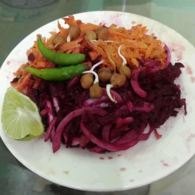 Photo of Salade nur by Yasmeen Kausar Athar at BetterButter