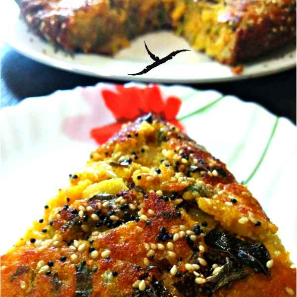 Photo of Spicy Cake,Handvo by Yasmin Saiyed at BetterButter