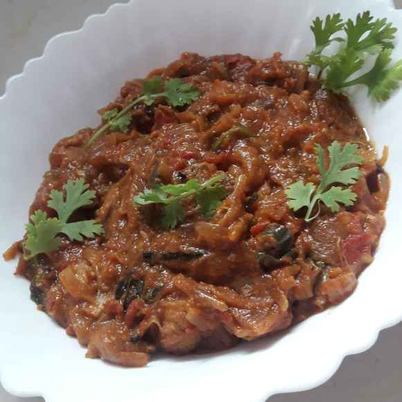 How to make Mutton thokku