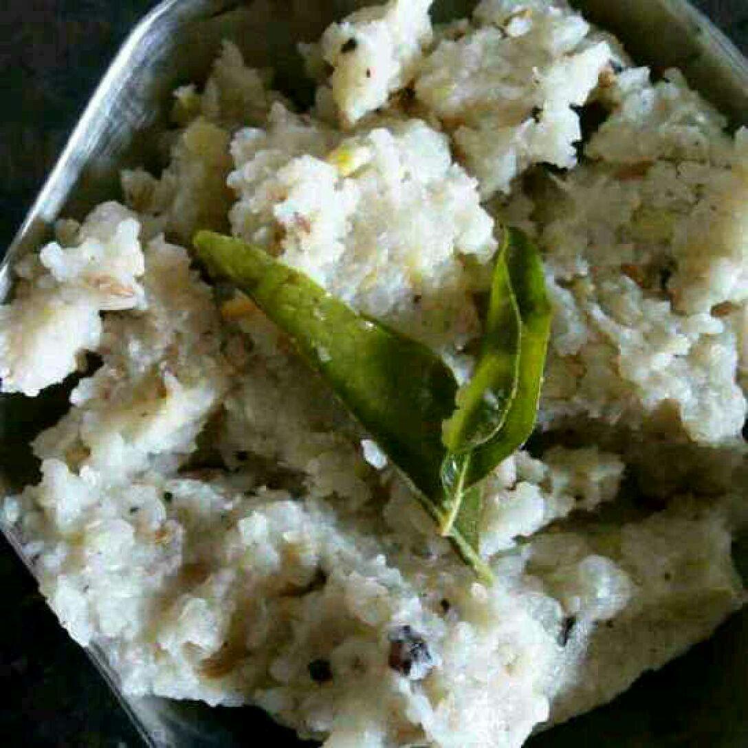 How to make Rice Upma / Arisi Upma (No onion No garlic)