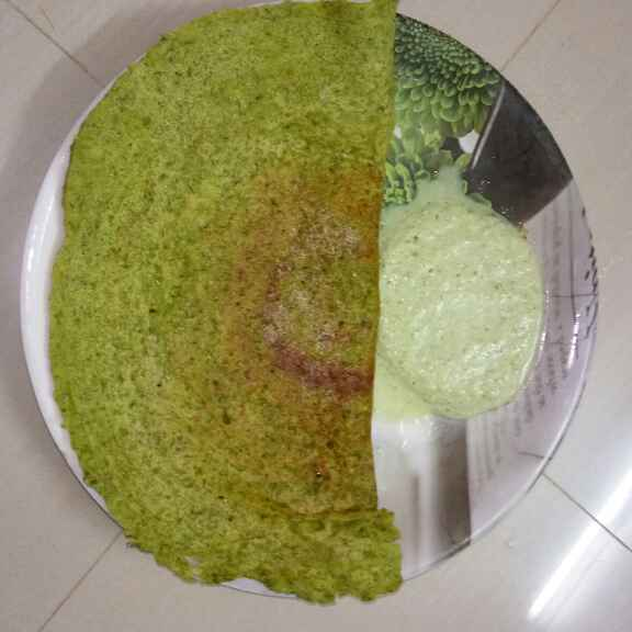 How to make Green Sprouts Adai