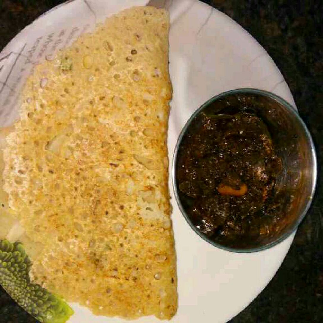How to make Quick Dosa