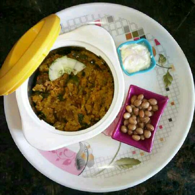 How to make Brinjal Rice