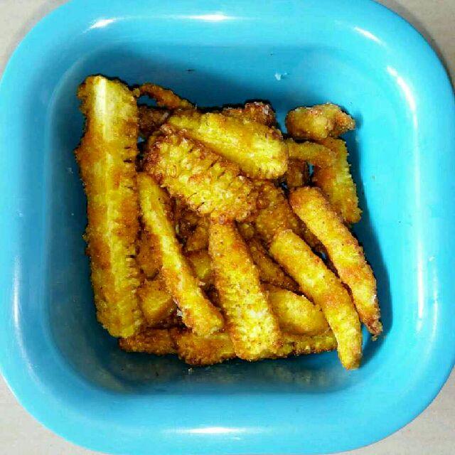How to make Crispy Baby Corn Fries
