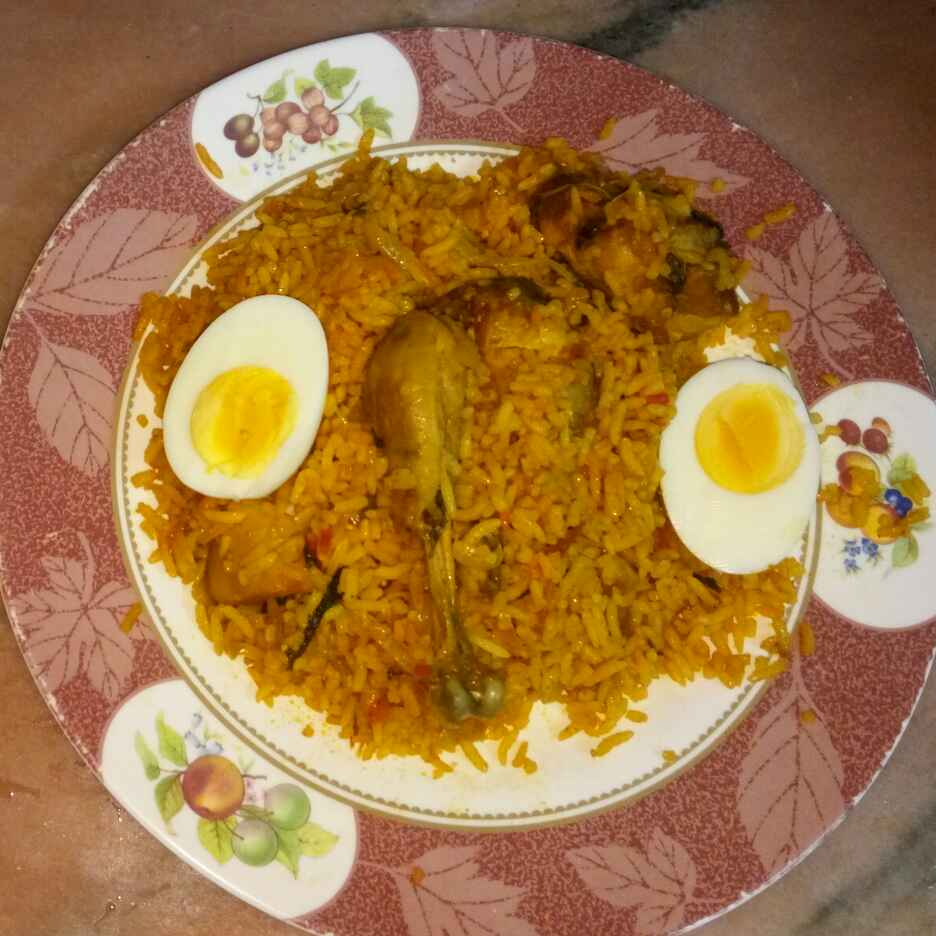 Photo of Chicken biryani by Zainab Fazeela at BetterButter