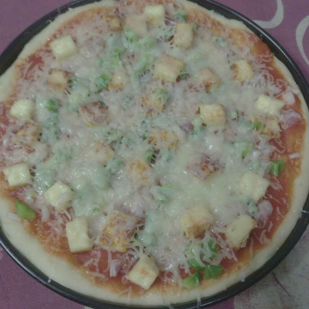 How to make Microwave pizza