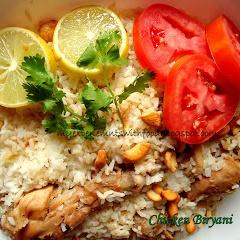 Photo of Easy Chicken Biryani by Zareena Siraj at BetterButter