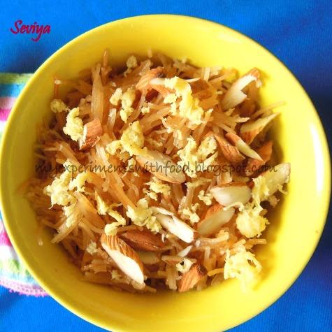 Photo of Seviya / Sweet Vermicelli by Zareena Siraj at BetterButter