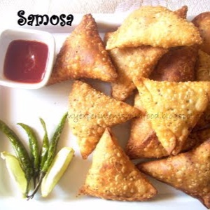 How to make Crispy and Crunchy Vegetable Samosa / Vegetable stuffed Pastry