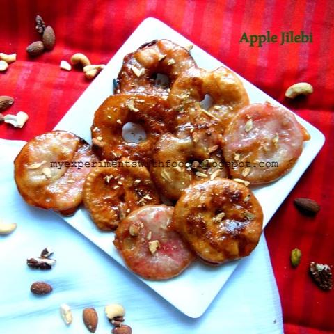 Photo of Apple Jilebi by Zareena Siraj at BetterButter