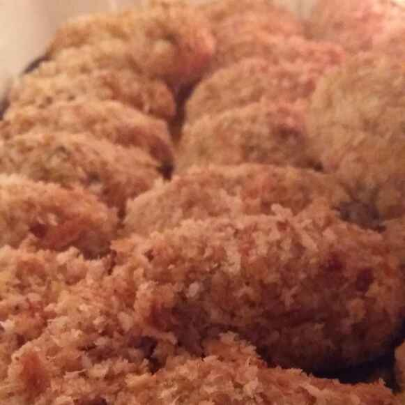 Photo of Cheesy Paneer Corn Croquettes by Zeba f lari at BetterButter