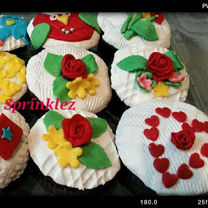 How to make Vanilla Orange  Cupcakes