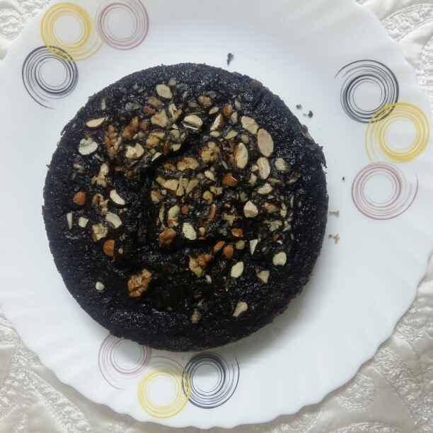 How to make Guilt Free Chocolate Orange Semolina Cake