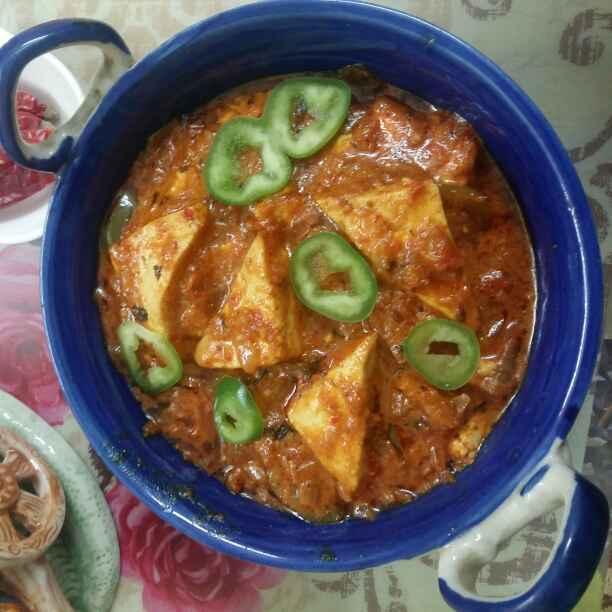 How to make Restaurant style Kadhai Paneer