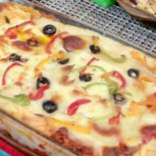 How to make Chicken lasagne