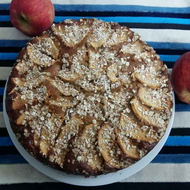 How to make Fresh Apple Cinnamon Cake