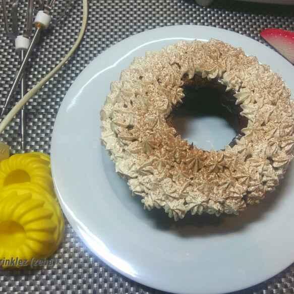 Photo of Eggless Multigrain Chocolate strawberry Cake by Zeba f lari at BetterButter