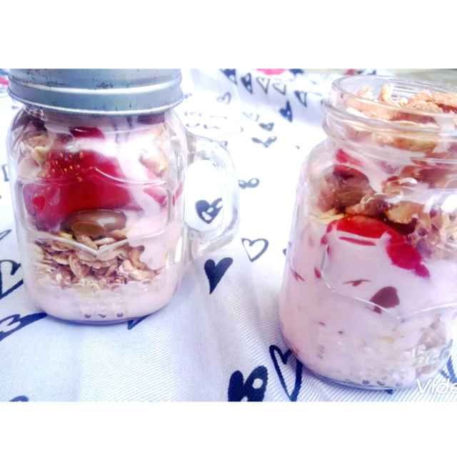 How to make Berry Parfait