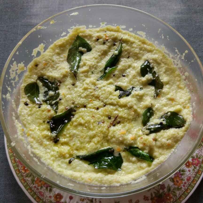 How to make Nariyal ke chutney