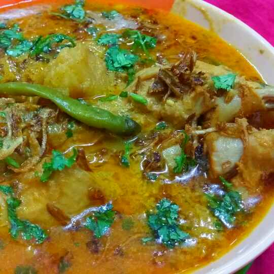 How to make Hyderabadi Murg Qorma