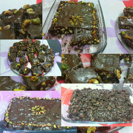 How to make Choco Oreo Brownies