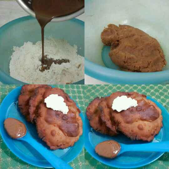 Photo of Chocolaty Puris by Zeenath Muhammad Amaanullah at BetterButter